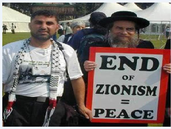 End Zionism