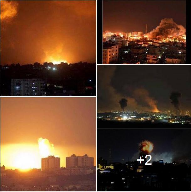 Gaza under fire