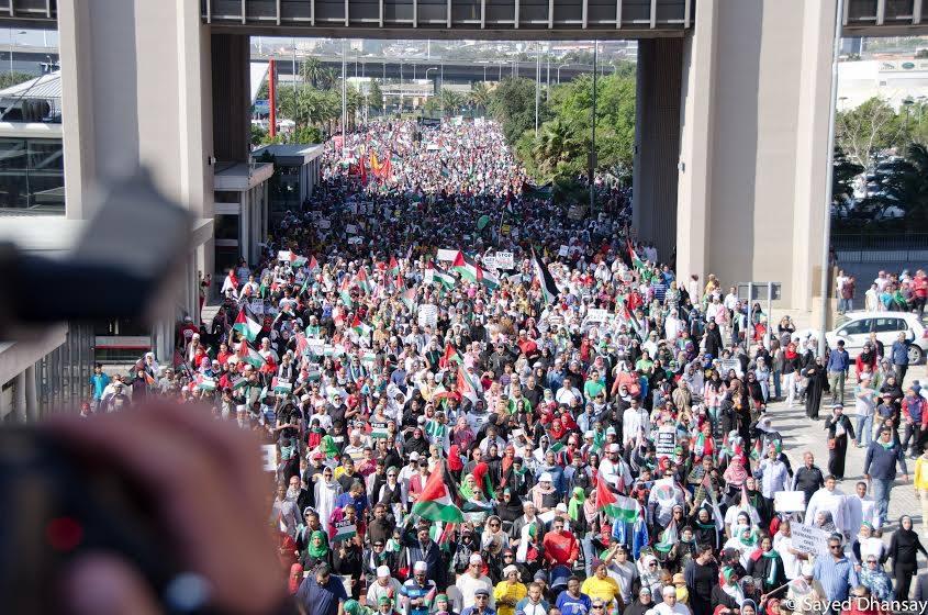 South Africa against Israeli Apartheid