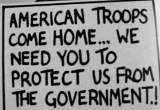 Serve & protect!