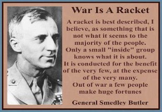 War is a Racket!