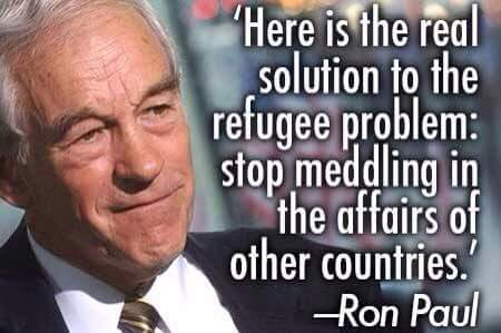 Refugee problem