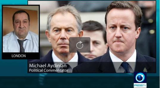 Giving it to Blair & Cameron