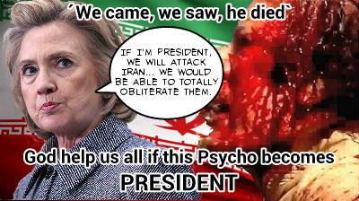 The psycho bitch