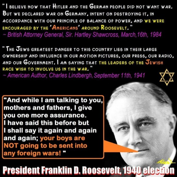 Wars are by way of Zionist bankers