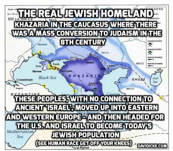 The real Jewish homeland