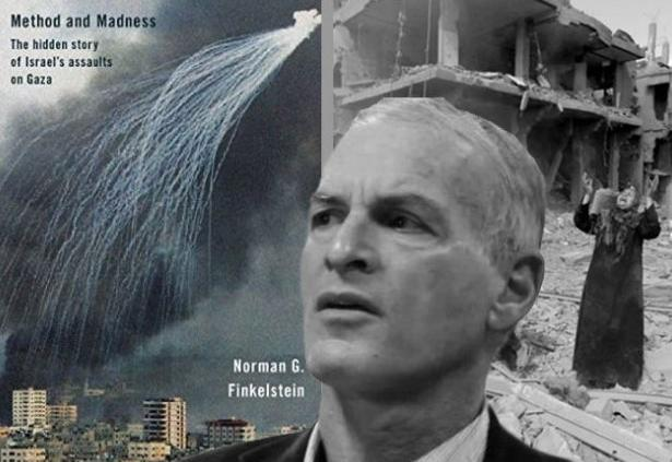 The great Norman Finkelstein