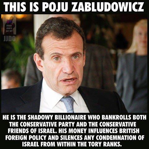 Zionist billionaire bankroller
