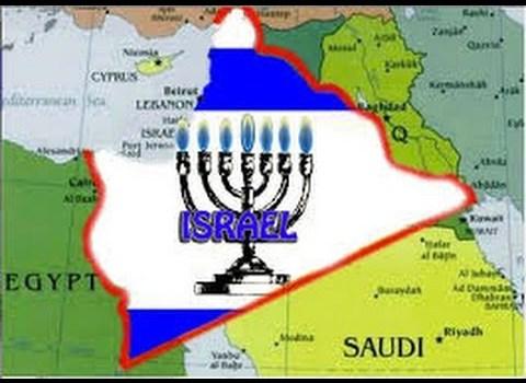 Zionist plan for M.E.