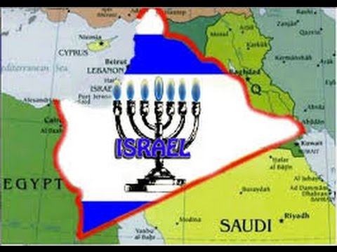 Zionist plan for M.E.