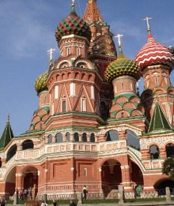 Saint Basil's Cathedral, by Ruslan V Albitsky