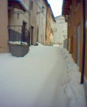 S.Vito con la neve