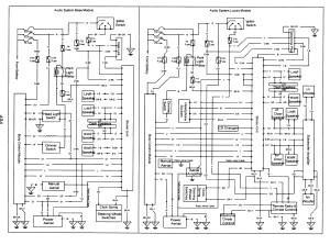 Full VT  VY Gen 3 Wiring diagrams