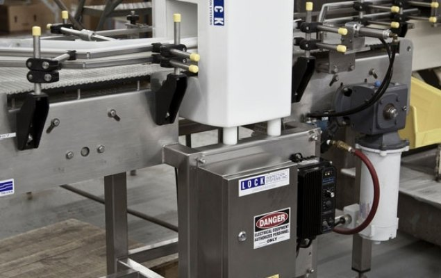 Metal Detector on the Packaging Line