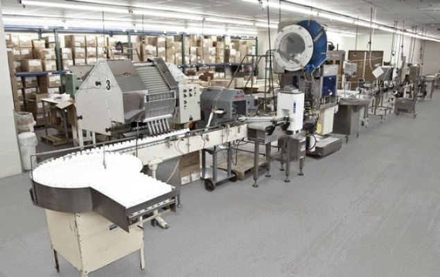 Bottle Packaging Line for Tablets and Capsules
