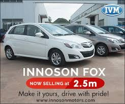 Innoson Motors: The First Made In Nigeria Car By A Nigerian Company