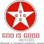 God Is Good (GIGM) Online Booking And All Their Destinations In Nigeria