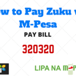 Zuku Paybill Number: How To Pay Different Bills Using The Mpesa App And Short Codes