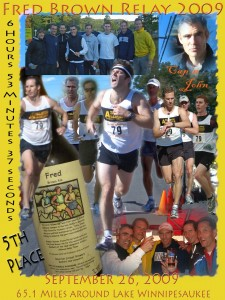 Fred Brown Relay 2009