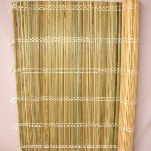 Rohož z palmového dřevaje možné použít jako dekorativní rohož na stěnu. Často se tento typ rohoží používá na stěně za postelí či válendou. Rohož tak zabraňuje otěru malby na zdi.