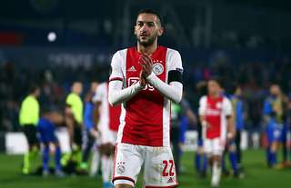 Hakim Ziyech will arrive in London this week