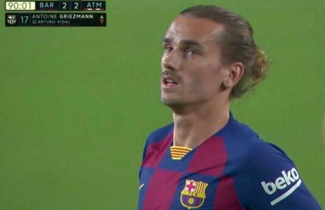 Antoine Griezmann's brother, Theo, deletes tweets after Barcelona ...