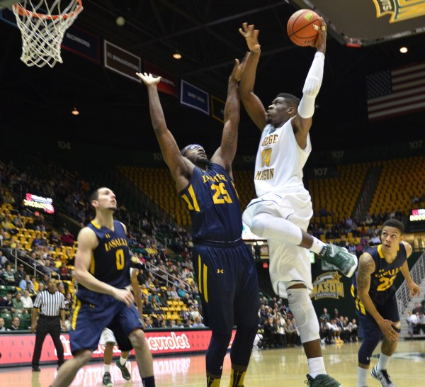 George Mason opens conference play with win over La Salle ...