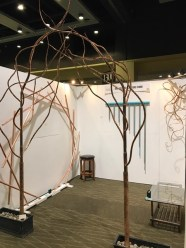 Booth at NW Garden Show 2017