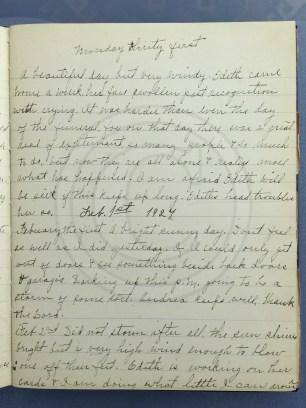 1927.01.31-02.02 - Annie F Morris diary