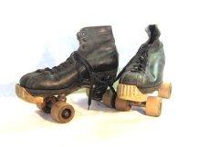 skates etsy black