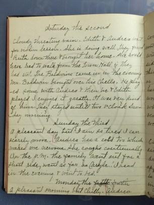 1927.04.02-04 - Annie F Morris diary