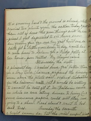 1927.04.05-07 - Annie F Morris diary