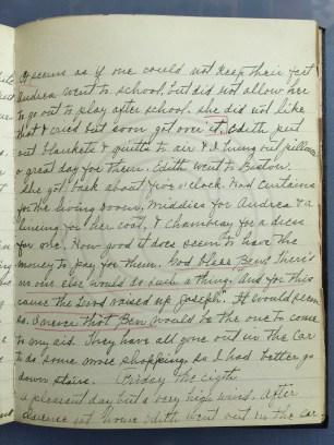 1927.04.07-08 - Annie F Morris diary