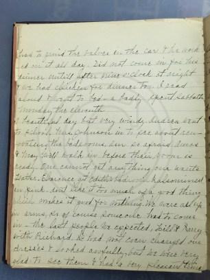 1927.04.10-11 - Annie F Morris diary
