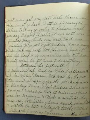 1927.04.15-16 - Annie F Morris diary