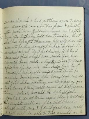 1927.04.25-28 - Annie F Morris diary
