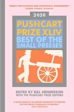pushcart prize cover
