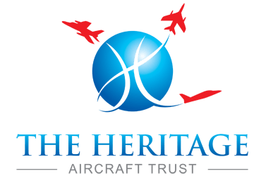 A new logo for the Heritage Aircraft Trust