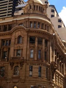 Old Standard Bank building