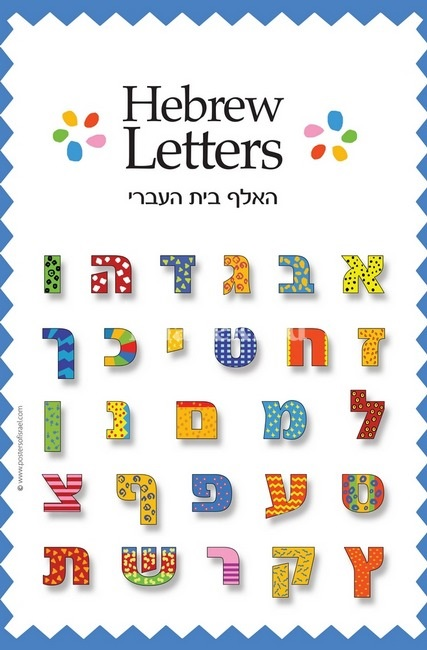 hebrewletters new
