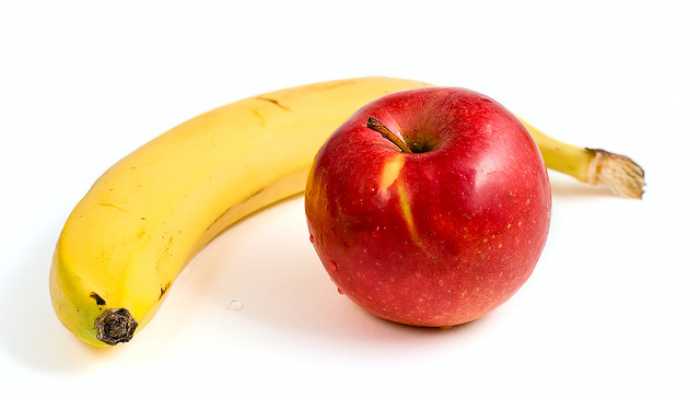 Image result for an apple is not a banana