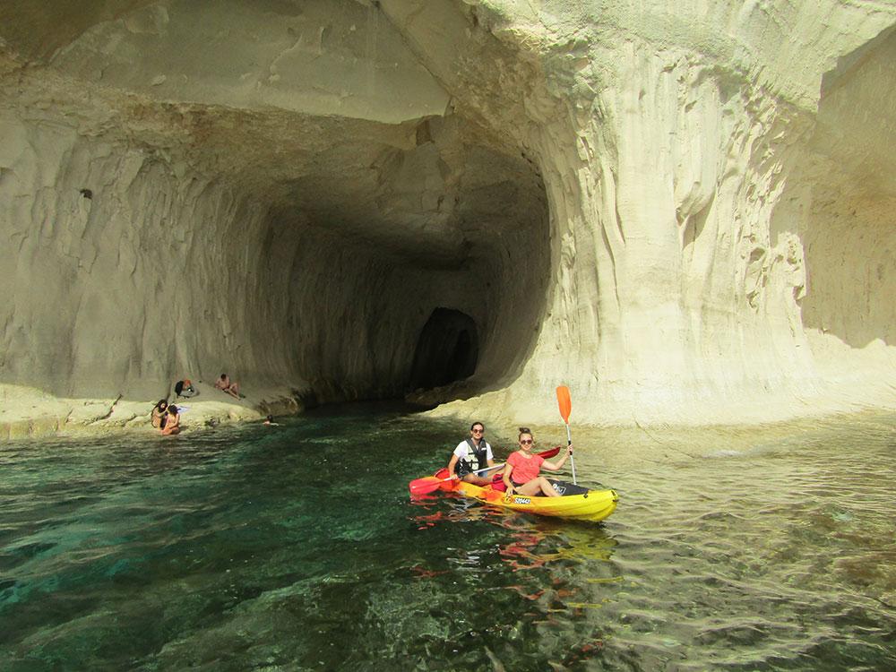 kayak rental Malta