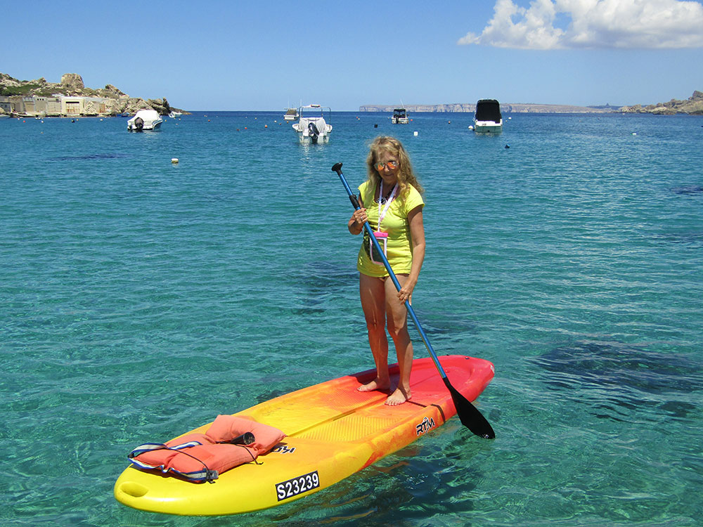 hire Stand-up Paddle Board