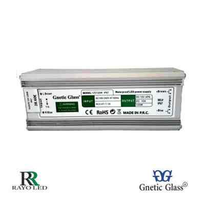 FUENTE PARA TIRA LED IP67 para exterior 120W