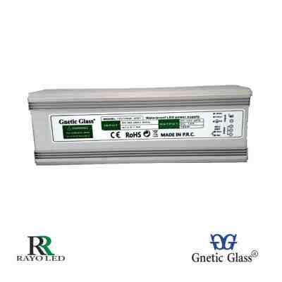 FUENTE PARA TIRA LED IP67 para exterior 180W