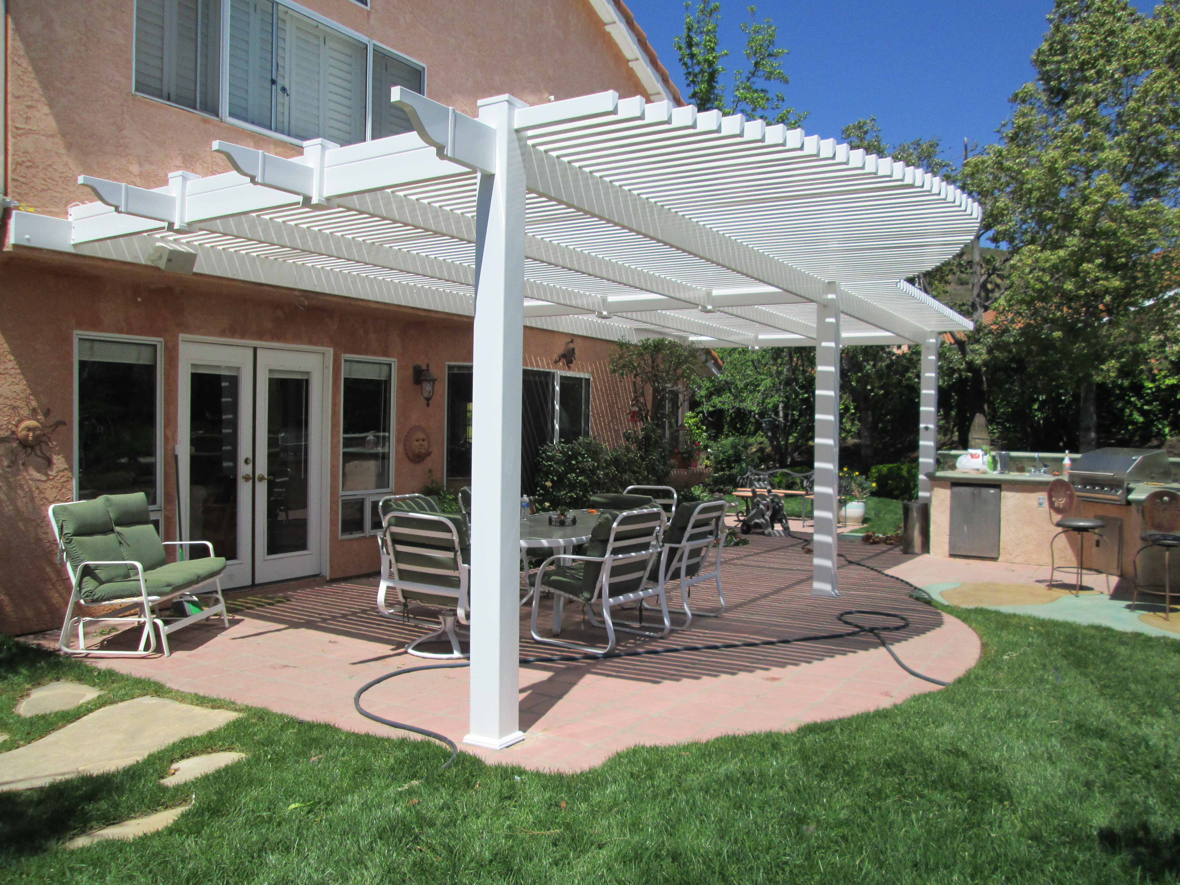 gng vinyl fencing and patio covers
