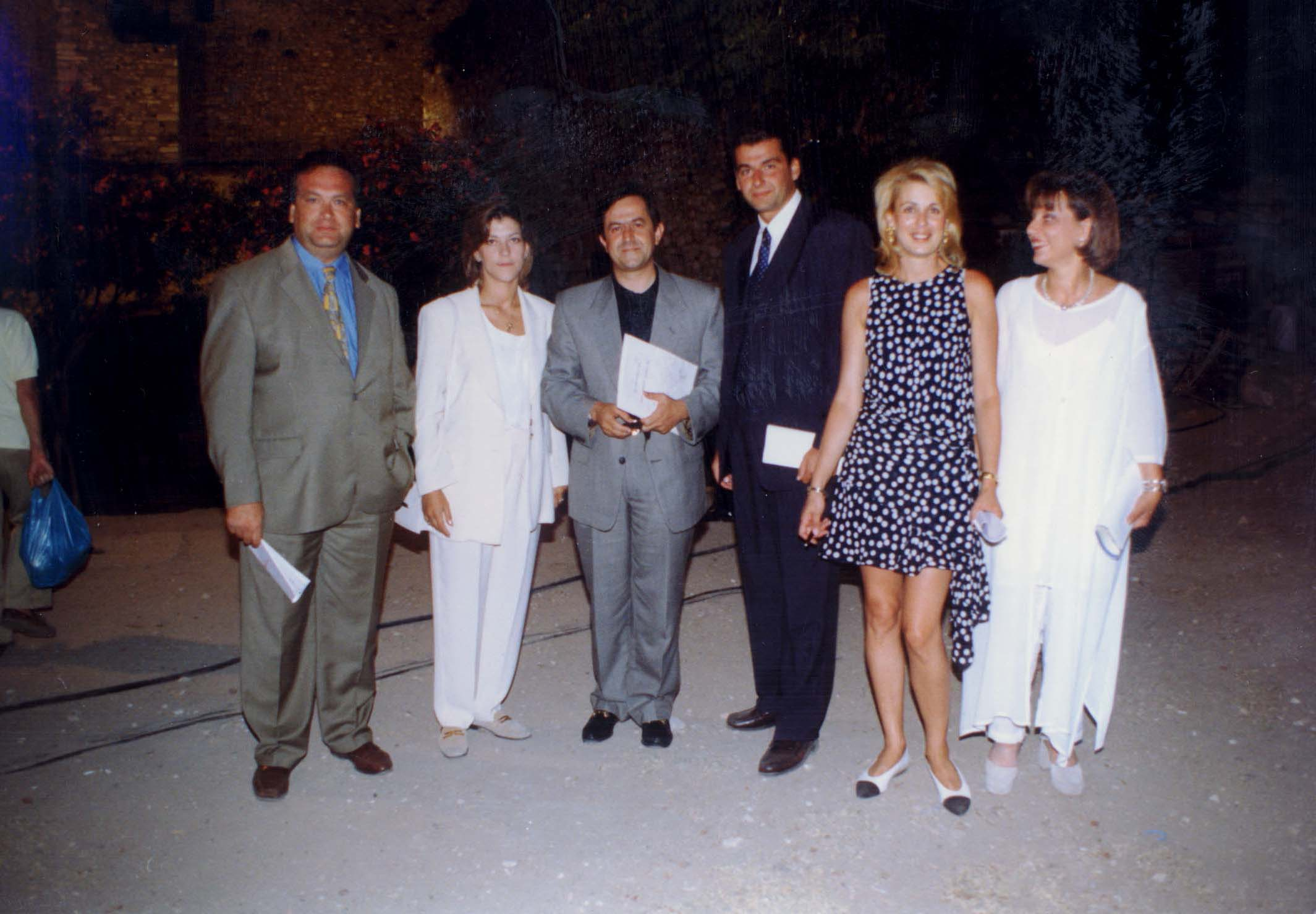 1997 | 1st Presentation of the Program in Patras