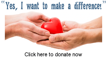 Yes, I want to make a difference! Click here to donate now.