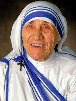 St. Teresa of Culcutta