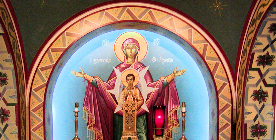 Consecrate your marriage to Mary, Ark of the Covenant
